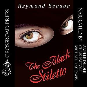 The Black Stiletto Audiobook