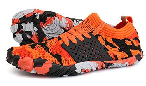 JOOMRA Women Minimalist Running Shoes Barefoot Travel Athletic Climbing Crossfit Lightweight Hiking...
