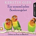 Ein unmoralisches Sonderangebot | Kerstin Gier