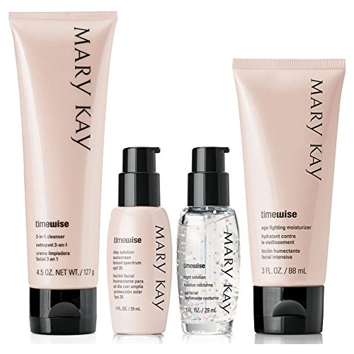 Mary Kay TimeWise Anti-Aging Miracle Set - Normal to Dry Skin Authentic