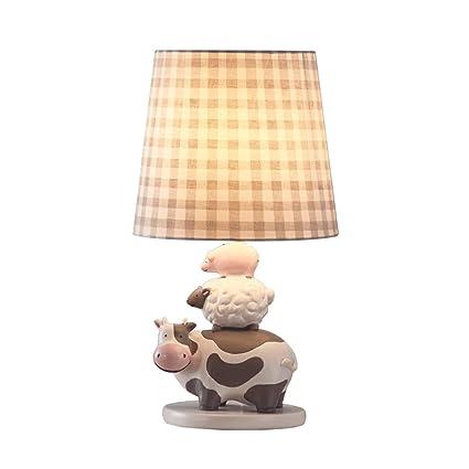 Arco iris Lámpara de Mesa para niños Dormitorio Lámpara de ...