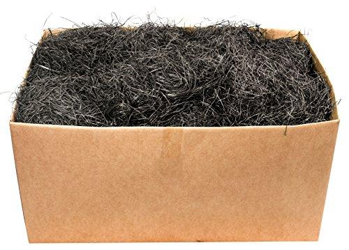 Supermoss 21630) Aspen Wood Moss (Excelsior), Grey, 10lbs