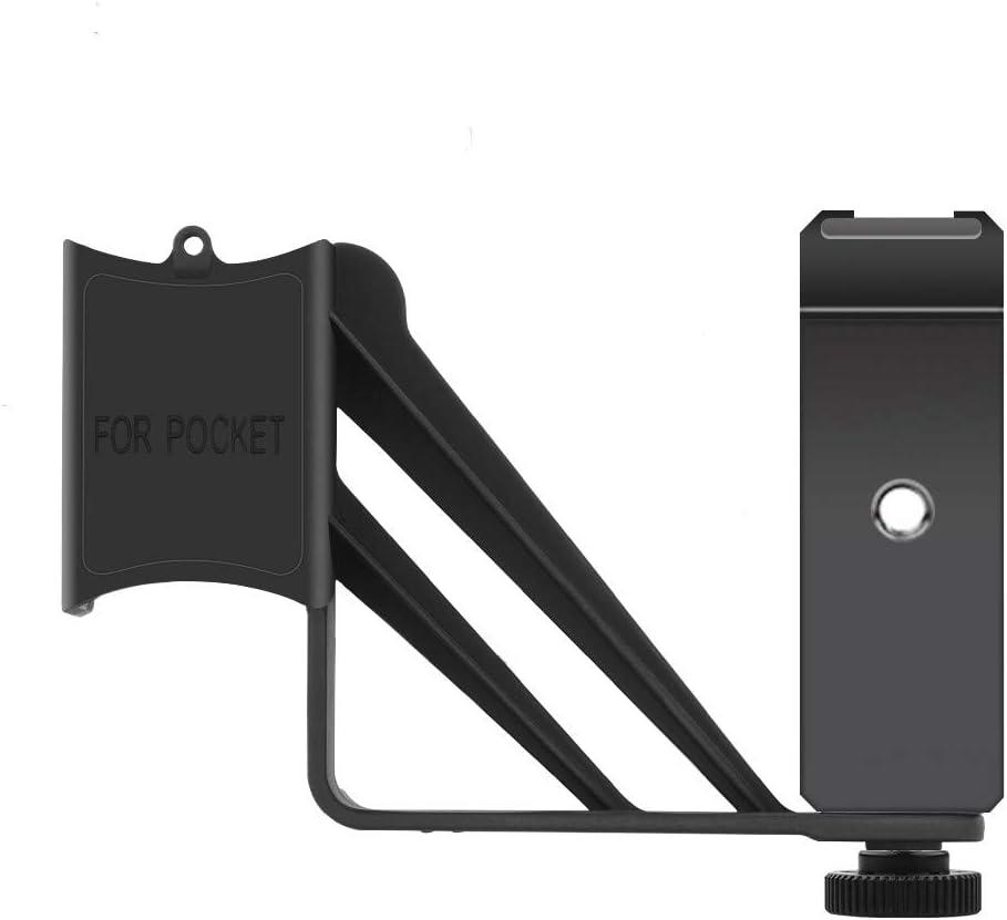 Cathy Clara Handheld Holder Bracket OSMO Accessories Smartphone Holder Mount Bracket for DJI OSMO Pocket Gimbal
