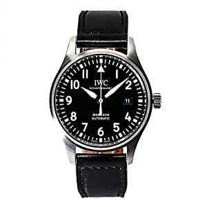 IWC Pilot automatic-self-wind mens Watch IW327001 (Certified Pre-owned)