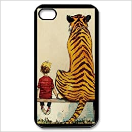 Calvin and Hobbes 4 Book iphone case