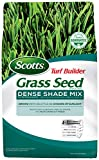 2. Scotts Turf Builder Grass Seed - Dense Shade Mix for Tall Fescue Lawns, 3-Pound