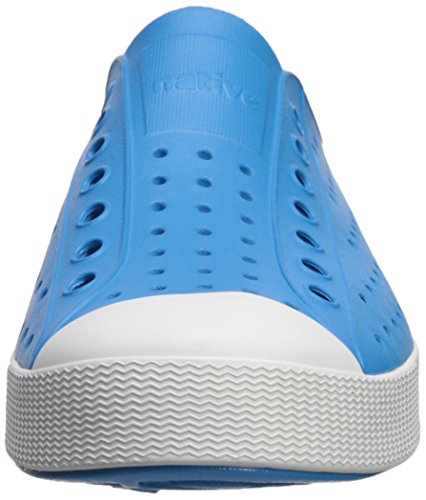 Jefferson Native Sneaker White Wave Fashion Shell Blue Women's CqrrOw5