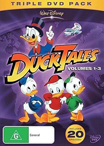 DuckTales - Volumes 1-3 [20 Episodes] [NON-USA Format / PAL / Region 4 Import - Australia] (Ducktales Volume 2 Dvd)