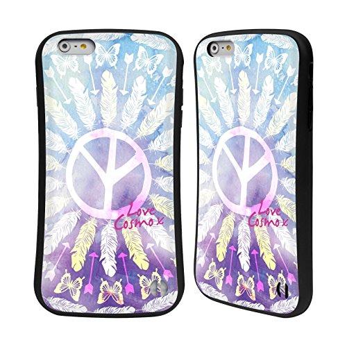 Official Cosmopolitan Mandala 1 Boho Hybrid Case for Apple iPhone 6 Plus / 6s Plus