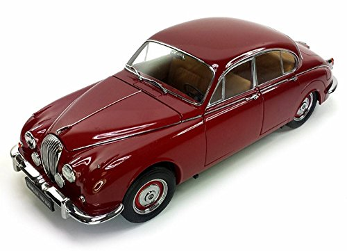 1967 Daimler V8-250 Regency Maroon 1/18 by Paragon 98312 Limited Edition. Only 3000pc Produced Worldwide. Comes with numbered Certificate of Authenticity. (Model Regency)