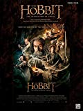 Alfred The Hobbit The Desolation of Smaug Piano/Vocal Book