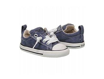 Converse Blue Chuck Taylor All Star Ox Denim Slip On Sneaker