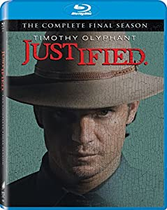 Cover Image for 'Justified: The Final Season [Blu-ray + UltraViolet]'