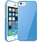 CaseCrown Bonbons Glider Case (Bubblegum Blue) for Apple iPhone 5 / 5s