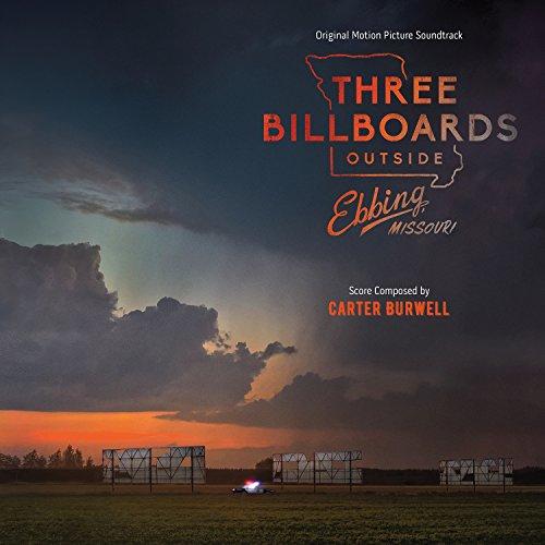 Price comparison product image Three Billboards Outside Ebbing Missouri - OST