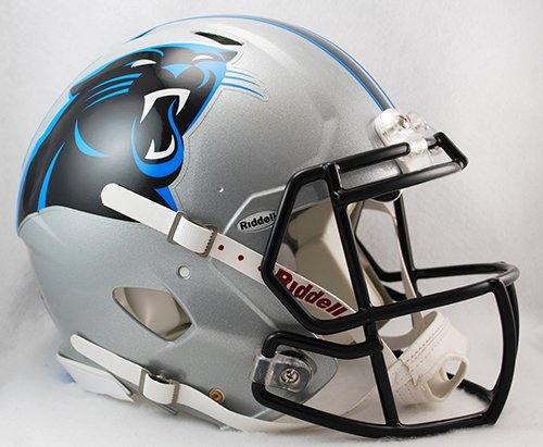 - NFL Carolina Panthers Speed Authentic Football Helmet