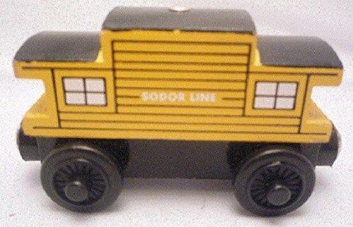 Rare Sodor Line Caboose (Yellow) (Line Sodor Caboose)
