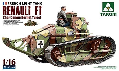takom-renault-ft-berliet-char-canon-berliet-turret-1-16-scale