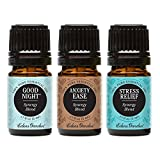 Good Night, Anxiety Ease, Stress Relief Essential Oil (100% Pure, Undiluted Therapeutic/Best Grade)
