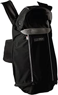 Close Cocoon Weather Protector (12 months, Black) BabyLand COCOON5BLACK