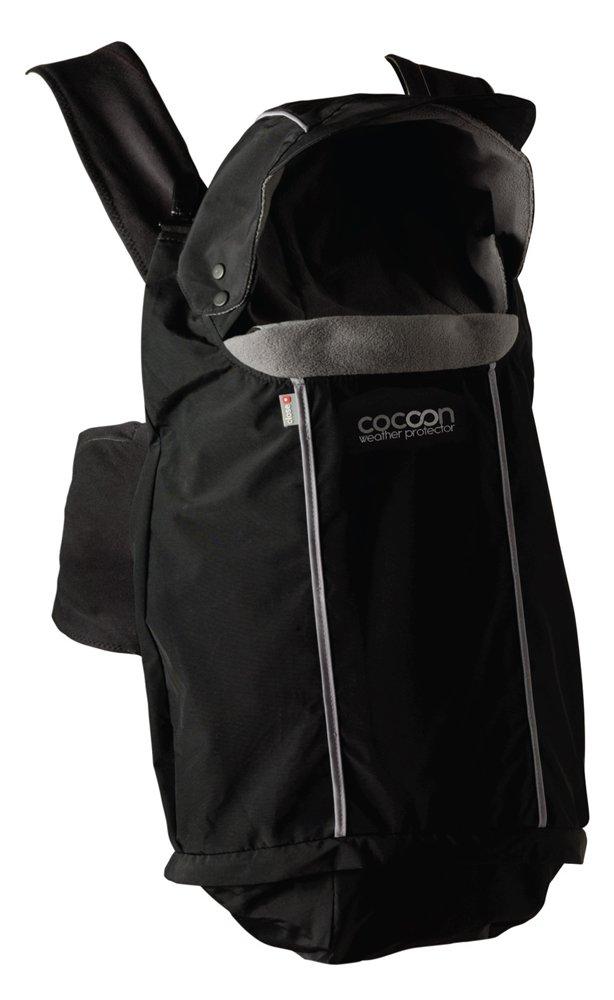 Close Cocoon5black Cocoon Wetterschutz für Babytragen
