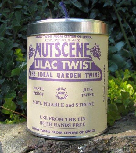Authentic Nutscene Tin O'Twine: Lilac
