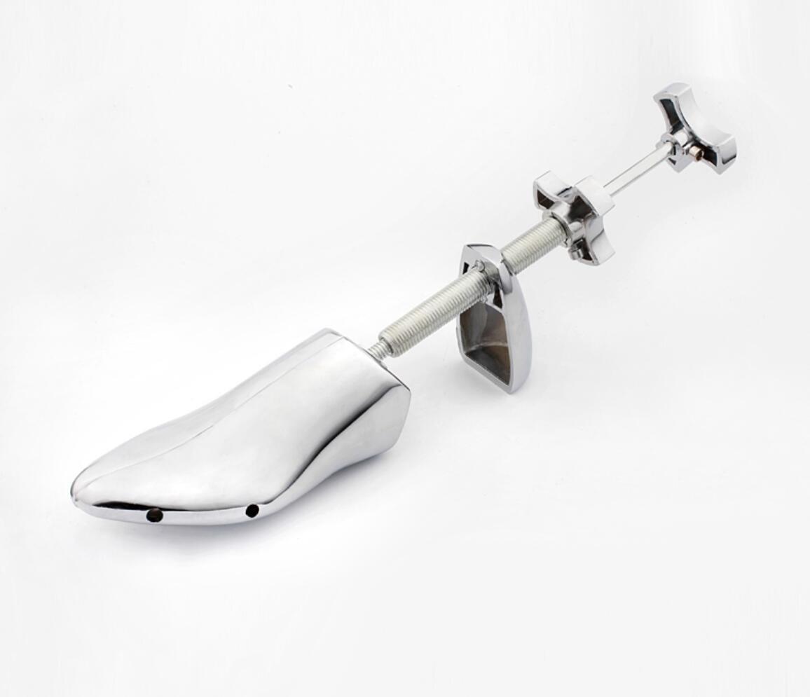 Biaxial Low-heeled Man Aluminium Shoe Stretcher,high Quality Shoe Expander,shoe Brace ,Shoe Tree Size39~46