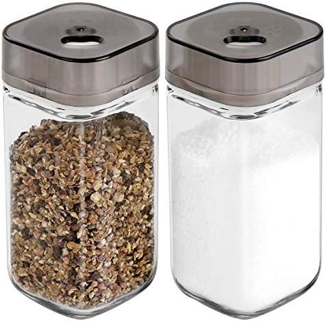 Salt Pepper Shakers Adjustable Holes product image