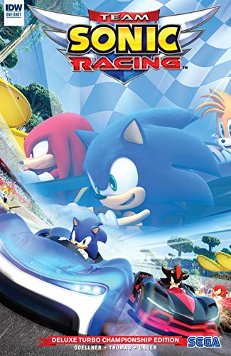 (Team Sonic Racing Plus Deluxe Turbo Championship)