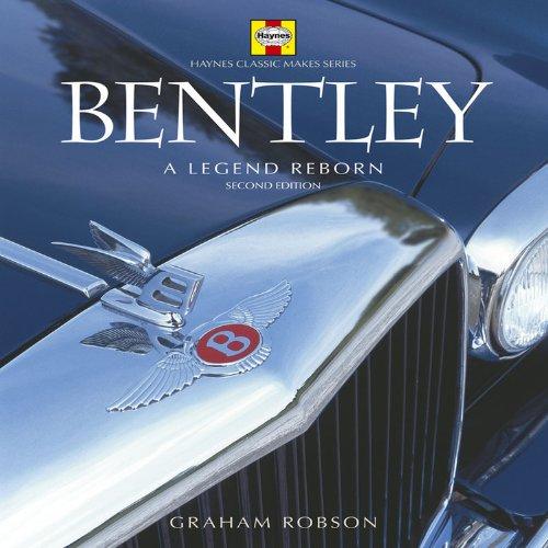 Bentley: A Legend Reborn (Haynes Classic Makes) - 51vM 2B6K0xbL - Bentley: A Legend Reborn (Haynes Classic Makes)
