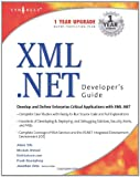 img - for XML.NET Developer's Guide book / textbook / text book
