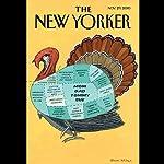 The New Yorker, November 29th 2010 (Lauren Collins, James Wood, George Packer) | Lauren Collins,James Wood,George Packer