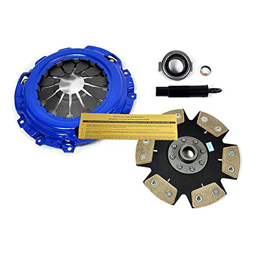 EFT STAGE 4 RACE CLUTCH KIT for 02-06 RSX TYPE-S / 06-11 CIVIC Si K20A2 6-SPEED (Rsx Stage 4)