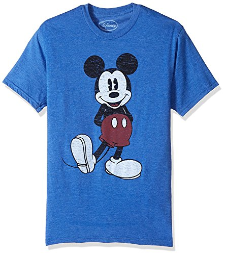 e8062ff9a29 ... Face World Disneyland Funny Mens Adult Graphic Costume Humor Apparel  Tee T-Shirt. Details · Disney Men s Full Size Mickey Mouse Distressed Look T -Shirt