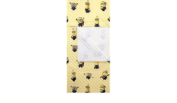 Saco dormir Guardería Disney Minions Amarillo - 2 - 6 años: Amazon.es: Bebé