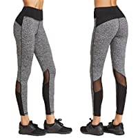 Women Leggings, Gillberry Women Sports Trousers Athletic Gym Workout Fitness Yoga Leggings Pants