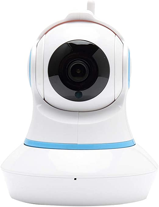 Clever Dog 720P Wireless Home Security WiFi Cameras Cloud Indoor Two-Way Voice 720P, Grey Night Vision,Motion Detection
