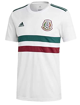 7103799fb Amazon.com  adidas Mexico 2018 19 Away Youth Jersey  Clothing