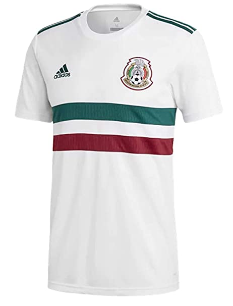 a89c63a3 adidas Mexico 2018/19 Away Youth Jersey