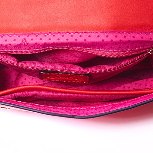 Simple Barbie Dual Classic Strap Design Adjustable Bag Bag Chain Use Contrast Classic body Series Cross Shoulder BBFB363 Color qqFEf