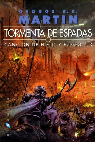 Tormenta de espada. Canción de hielo y fuego. Libro Tercero (Rústica) pdf epub