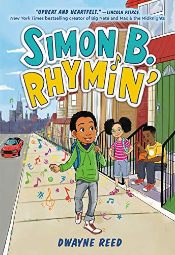 Book Cover: Simon B. Rhymin'