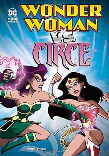 Wonder Woman vs. Circe (DC Super Heroes)