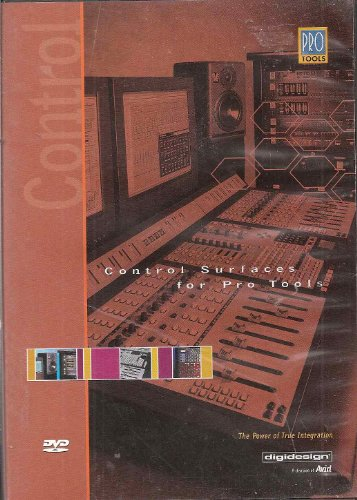 (Control Surfaces for Pro Tools (Digidesign: A Division of Avid) )