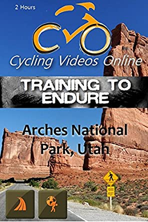 Training to Endure! Arches National Park, Moab Utah. BLU-RAY EDITION. Indoor Cycling Training / Spinning Fitness and Workout Videos: Amazon.es: Cine y Series TV