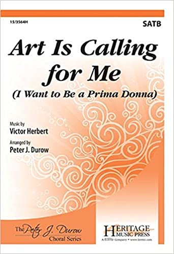 a basso prezzo 997f6 91755 Art Is Calling for Me: I Want to Be a Prima Donna: Victor ...