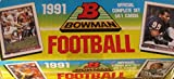 1991 Bowman NFL Football Factory Sealed 561 Card Set Made By Topps