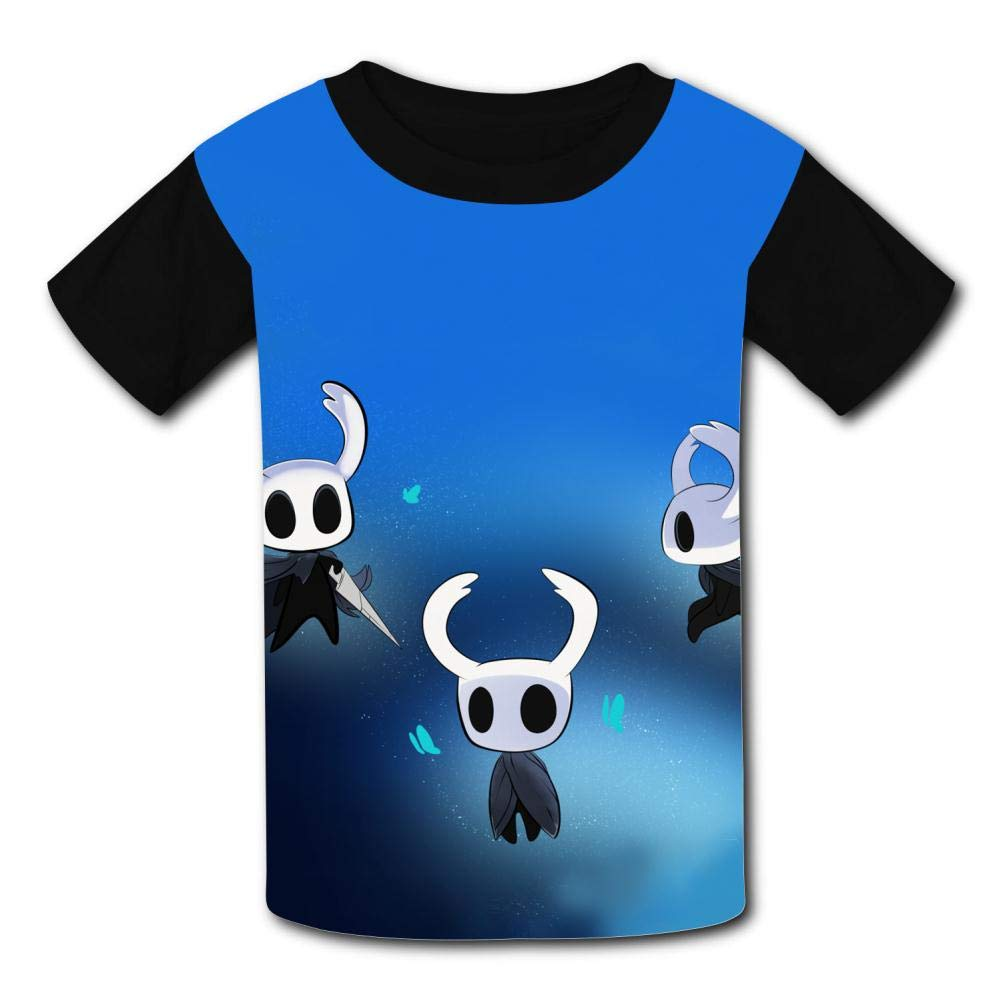 Kids T-Shirt Cute Little Knights 3D Printed Crew Neck Youth T Shirts Tee for Boys Girls Children