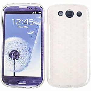 Cell Armor SAMI747-DESKIN-PU042-A010-H Design Skin Case for Samsung Galaxy S III I747 - Retail Packaging - Transparent Clear by runtopwell