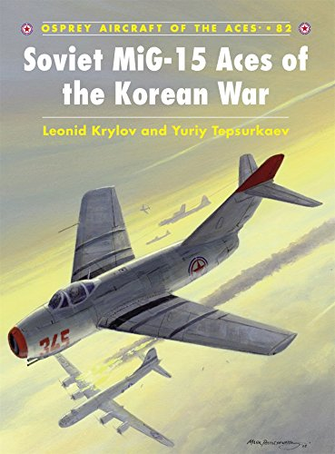 Soviet MiG-15 Aces of the Korean War (Aircraft of the Aces)